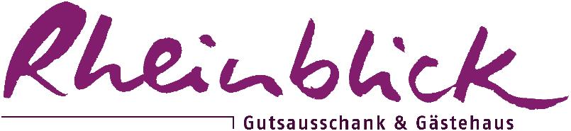 Rheinblick Rheingau Gutsausschank & Gästehaus